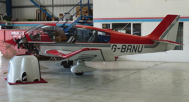 Robin DR400/180 Regent G-BRNU