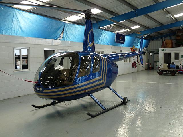 Robinson R44 Raven II G-VEIT