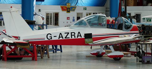 Bolkow Bo209 Monsun G-AZRA