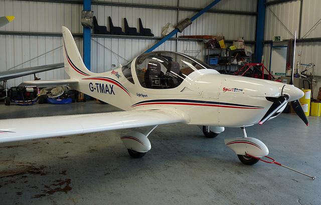 Evektor Aerotechnik Sportstar Max G-TMAX