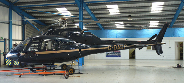 Aerospatiale AS355F2 Ecureil II G-OASP