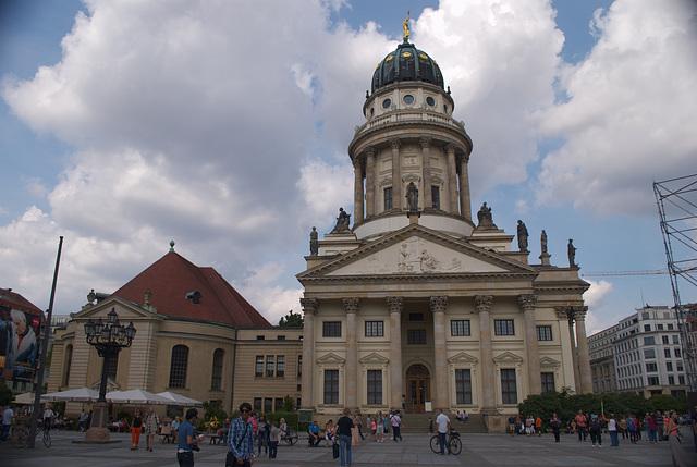 Französische Friedrichstadtkirche und Französischer Dom