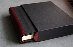Book, chemise and slipcase