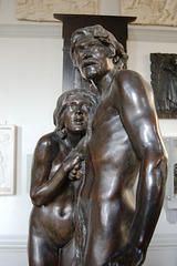 Adam and Eve  by, Arthur George Walker, R.A. (1861-1936), Walker Art Gallery, Liverpool