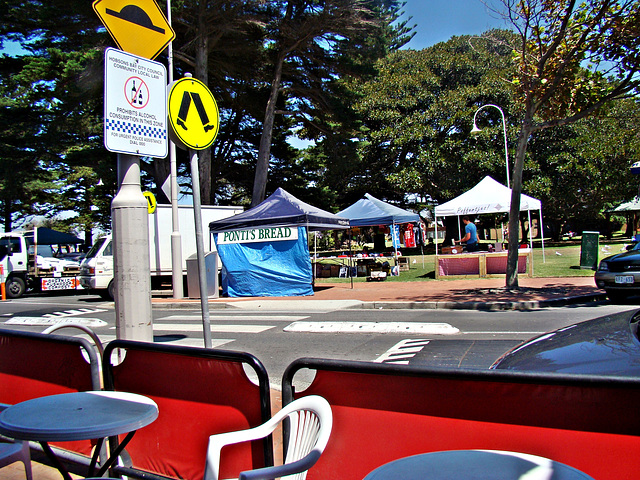 Altona Beach Market