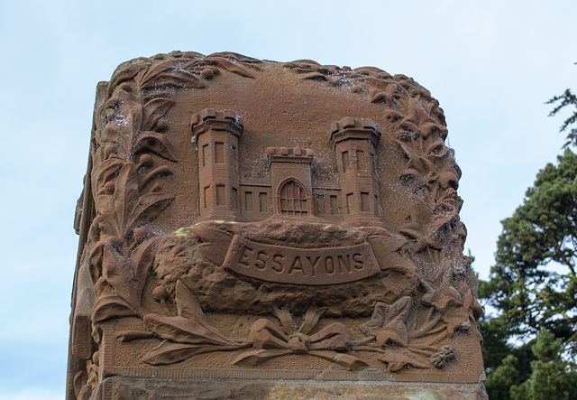 SF Presidio Arguello gate (1033)