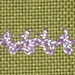 #82 - Spanish Feather Stitch