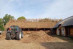 The Barn and the Åg