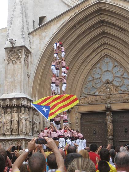 Castell in Tarragona