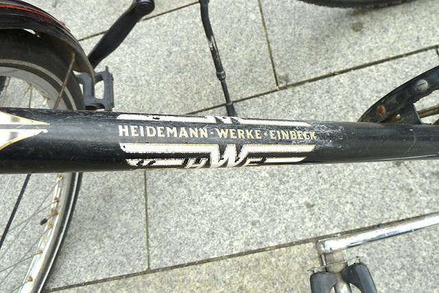 Leipzig 2013 – Heidemann bicycle