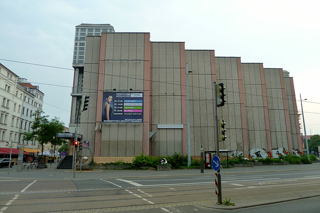 Leipzig 2013 – Building on the Dittrichring