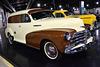 Sharjah 2013 – Sharjah Classic Cars Museum – 1948 Chevrolet Sedan Delivery