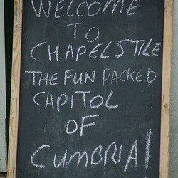 It's all happening in Great Langdale
