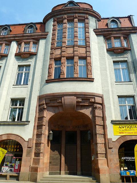 Leipzig 2013 – Geschwister-Scholl-Haus