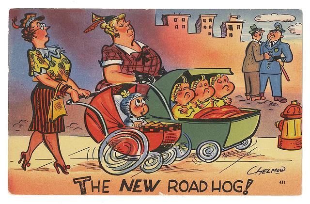 the new road hog