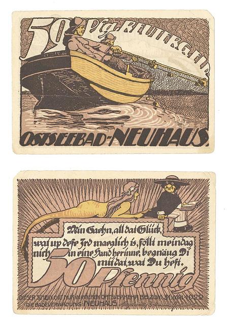 notgeld 1922