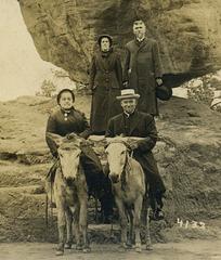 Garden of the Gods, Colorado, 1914 (Cropped)