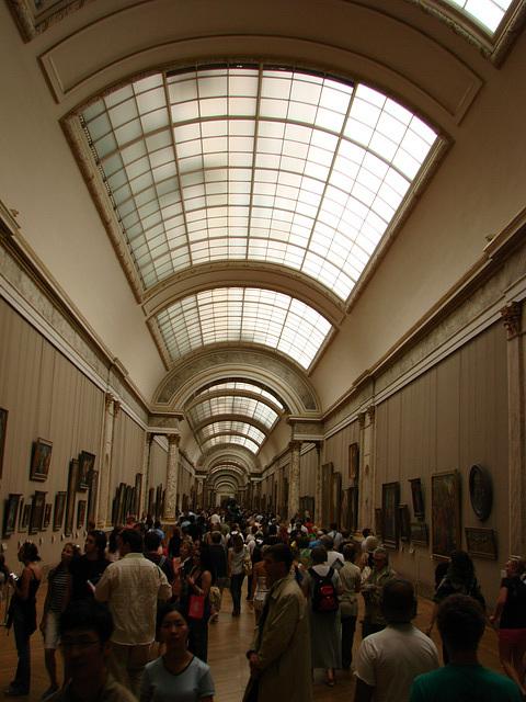 Une galerie