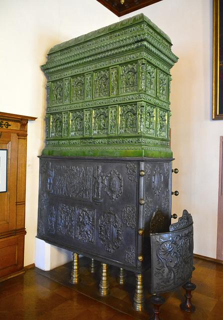 Leipzig 2013 – Stadtgeschichtliches Museum – Stove