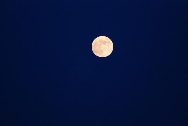 Nebraska Moon