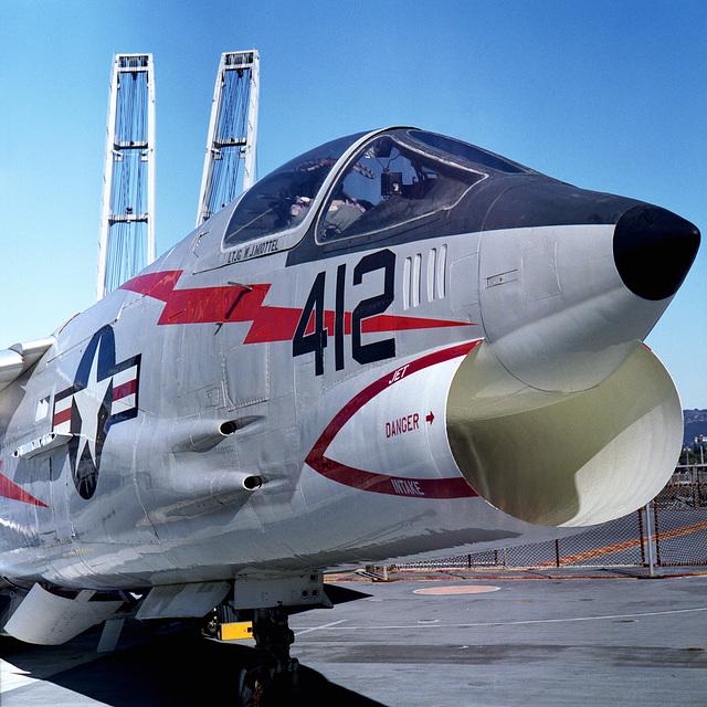 F8U-1 Crusader