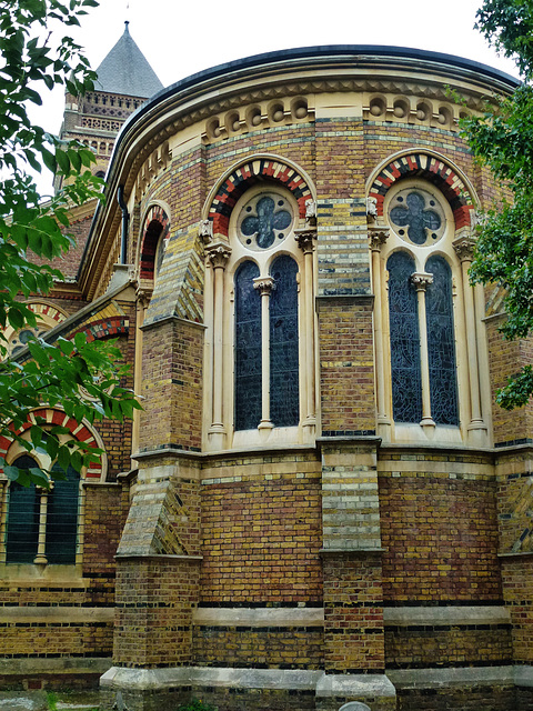 st.mary's church, ealing, london