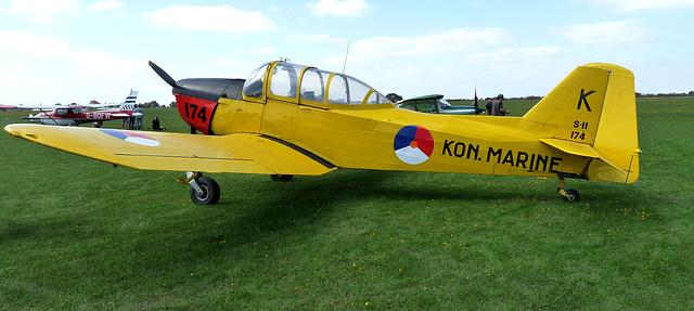 Fokker S-11-1 Instructor 174/ G-BEPV