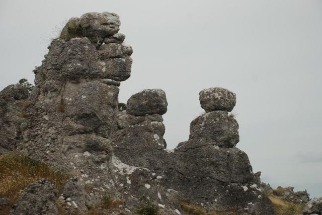 Limestone Needles