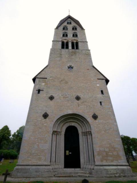 Tingstad Church