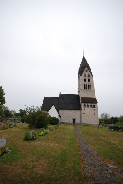 Tingstad Church