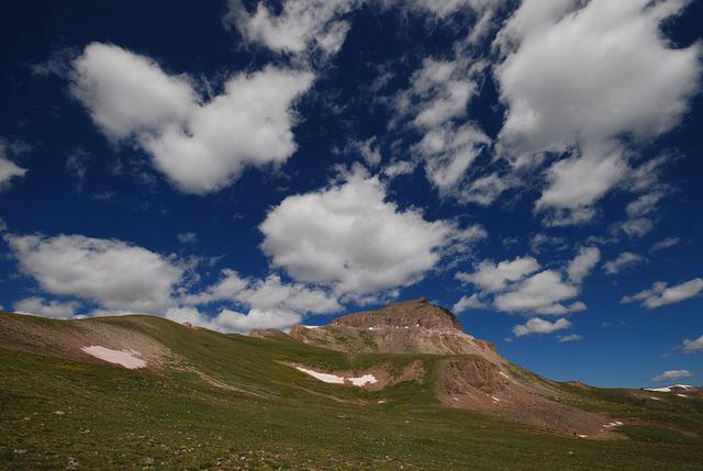 Mt. Uncompahgre Hike