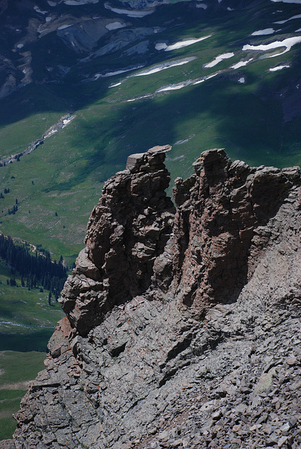Mt. Uncompahgre Hike