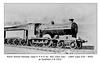 NBR class K 4-4-0 492 Glen Gau - LNER class D34  9492 -  Eastfield  2.8.1925 - WHW