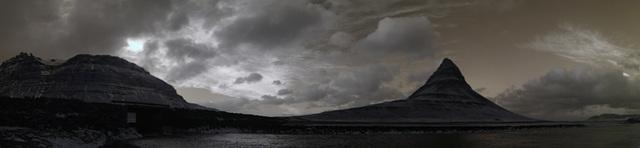 Kirkjufell Panorama