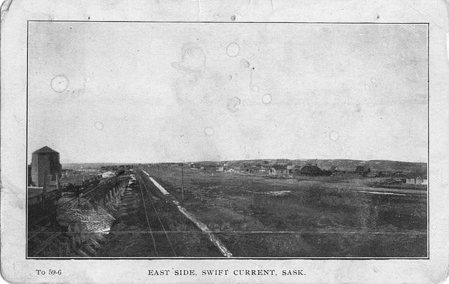 East Side, Swift Current, Sask.