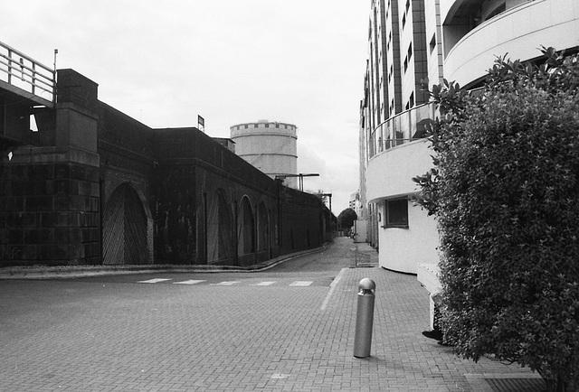 Sopwith Way, Battersea.