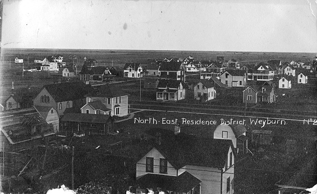 North-East Residence District, Weyburn