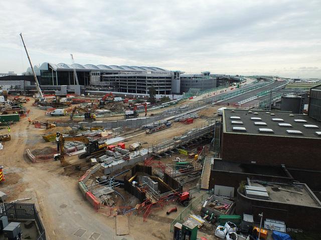Terminal 2 Development Overview - 26 September 2013
