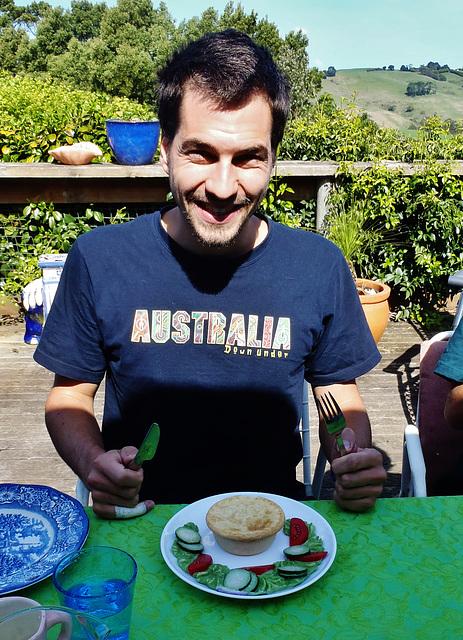 Hugues and the Magic Salad Plate