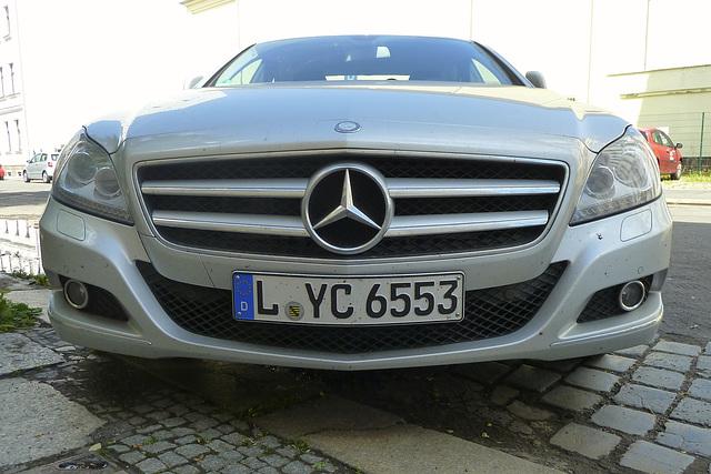 Leipzig 2013 – Mercedes-Benz CLS 350 CDI 4 Matic