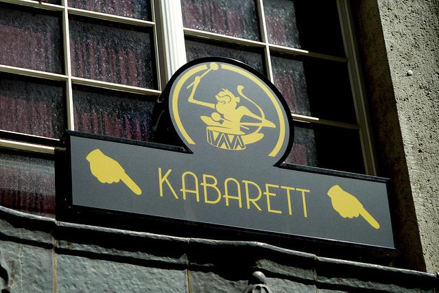 Leipzig 2013 – Kabarett
