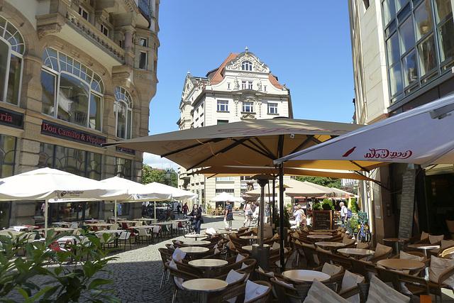 Leipzig 2013 – Barfußgäschen