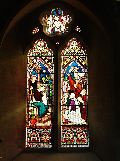 bradenham church, bucks.