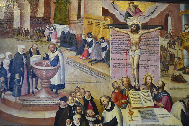 Leipzig 2013 – Stadtgeschichtliches Museum – The Blood of Christ