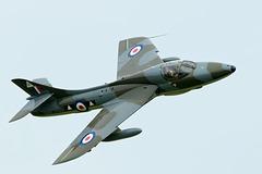 Hawker Hunter T.7 (a)