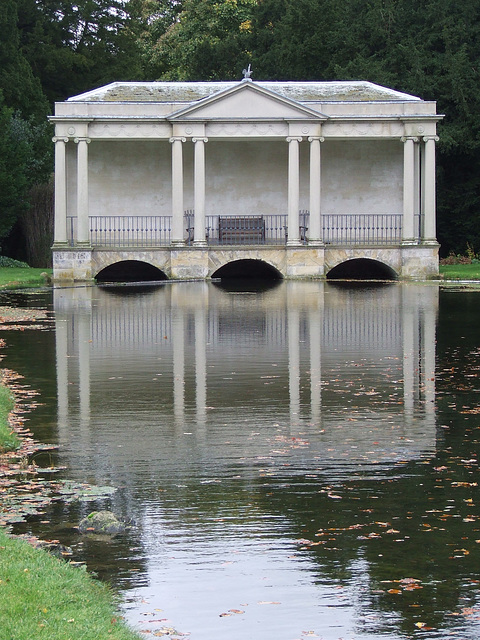 The Boathouse at Scampston