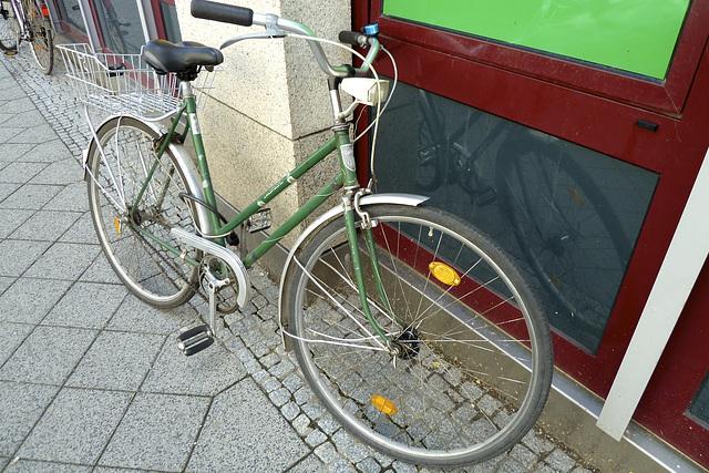 Leipzig 2013 – Diamant bike