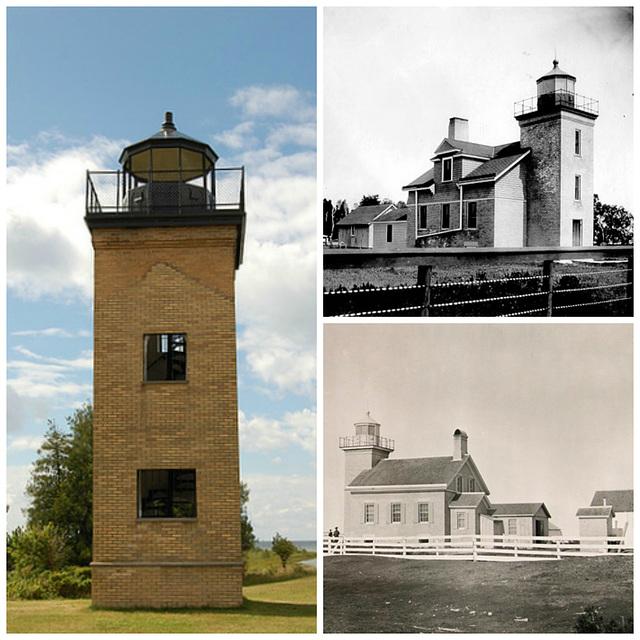 Peninsula Point Light House