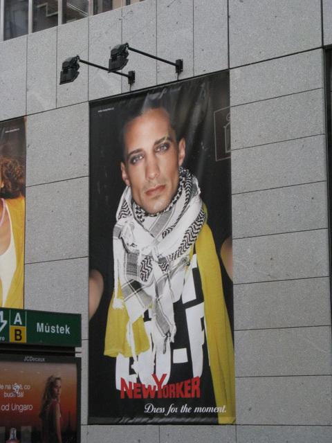 Kaffiyeh / Arafatki