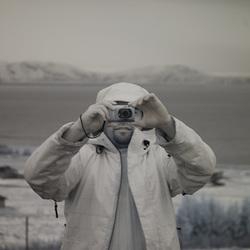 Jared in Infrared
